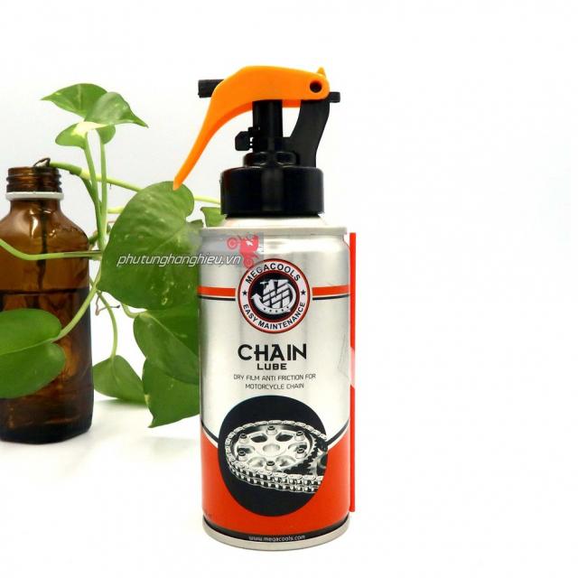 Xit duong sen Chain Lube Megacools 170ml - 3
