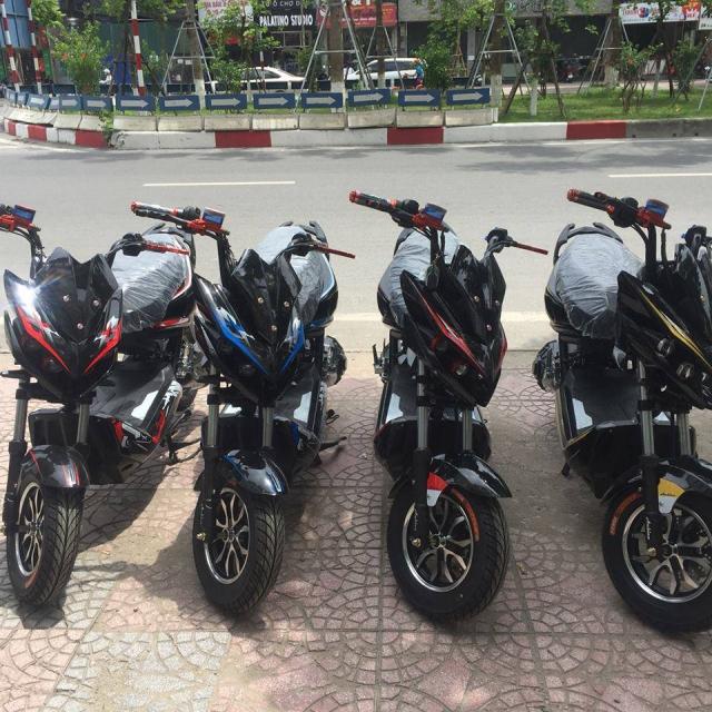 xmans 2019 xe may dien chinh hang