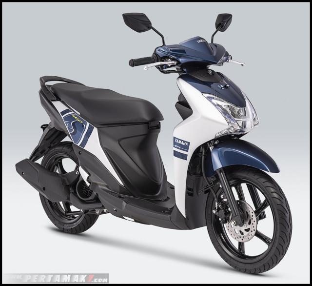 Yamaha Mio S 2019 ra mat danh cho phai nu voi gia 26 trieu dong - 6