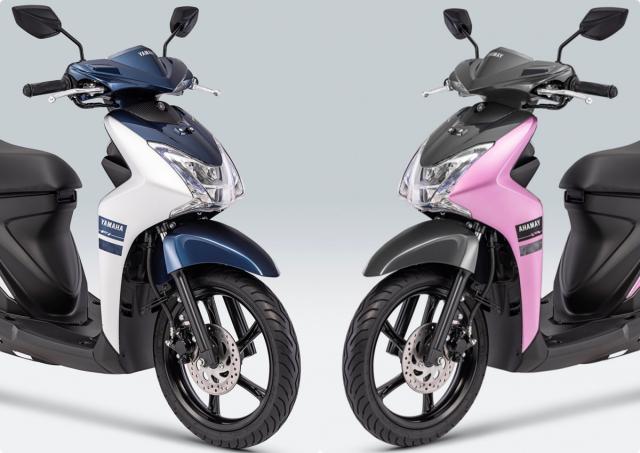 Yamaha Mio S 2019 ra mat danh cho phai nu voi gia 26 trieu dong