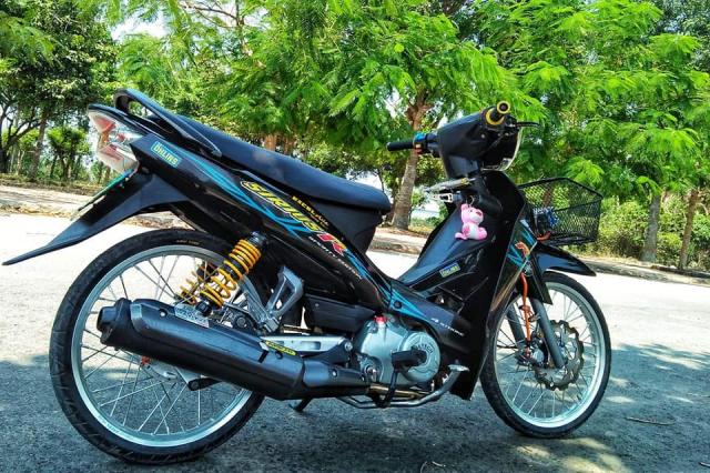 Sirius do an tuong voi dan do choi vo cung thu vi cua biker mien Tay - 9