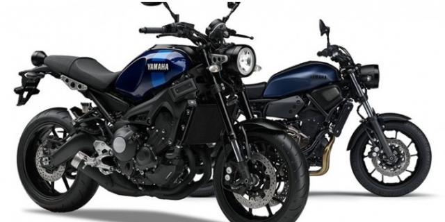 Yamaha XSR900 XSR700 2019 duoc bo sung mau moi sau sac hon bao gio het