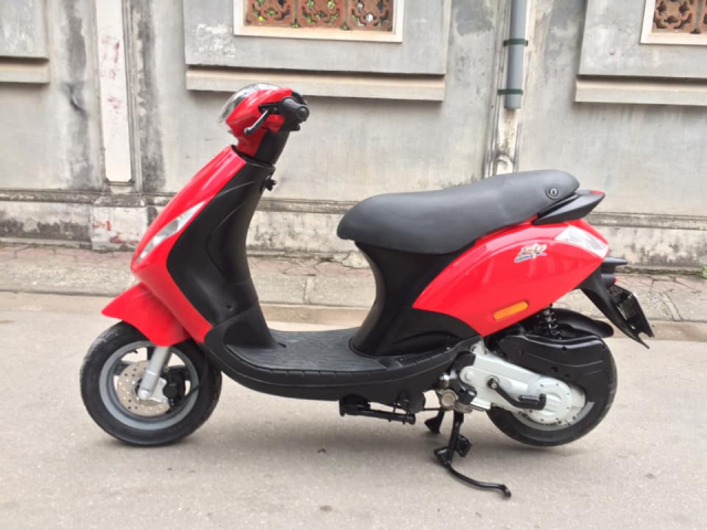 Zip 100cc mau do nhap Y nguyen ban bien Ha noi - 3