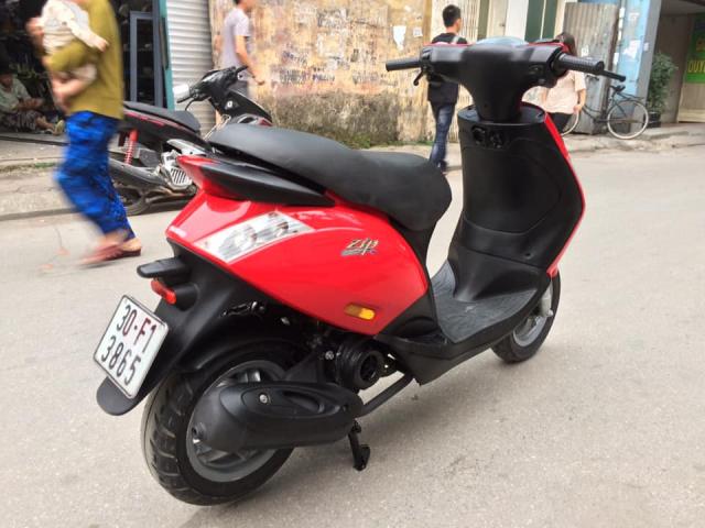 Zip 100cc mau do nhap Y nguyen ban bien Ha noi - 4