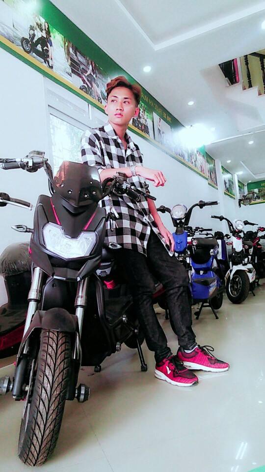 zoe anbico nhap khau chinh hang tai xe dien xanh
