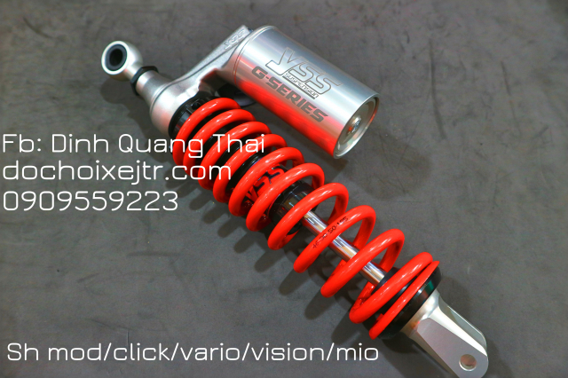 Phuoc YSS binh dau VARIO CLICK VISION MIO SH mode - 2