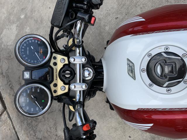 _ Can Ban be HONDA CB400 Super Four Revo ABS DKLD T62015 HQCN odo 11000km ngay chu dung ban - 3