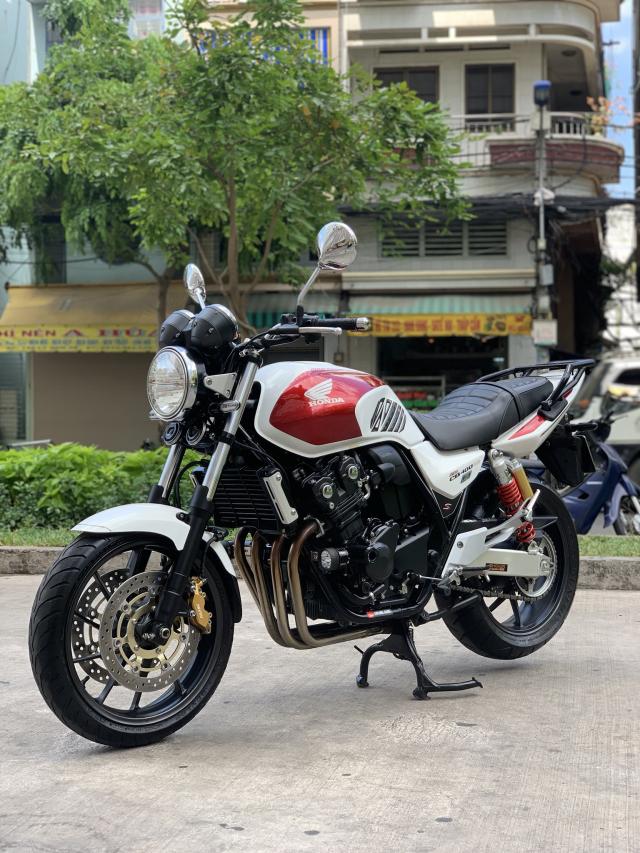 _ Can Ban be HONDA CB400 Super Four Revo ABS DKLD T62015 HQCN odo 11000km ngay chu dung ban - 2