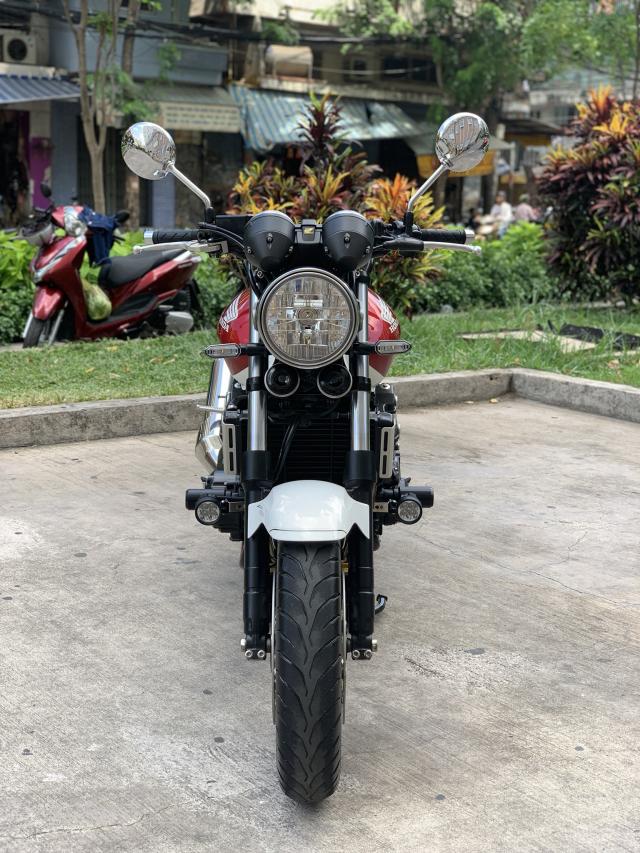 _ Can Ban be HONDA CB400 Super Four Revo ABS DKLD T62015 HQCN odo 11000km ngay chu dung ban - 5