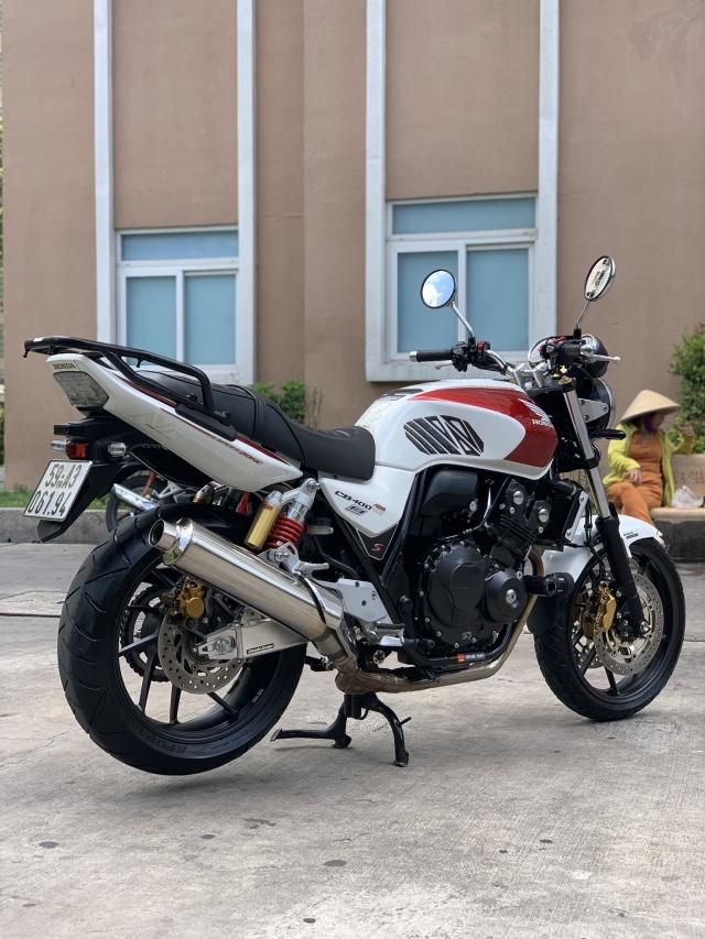 _ Can Ban be HONDA CB400 Super Four Revo ABS DKLD T62015 HQCN odo 11000km ngay chu dung ban - 8
