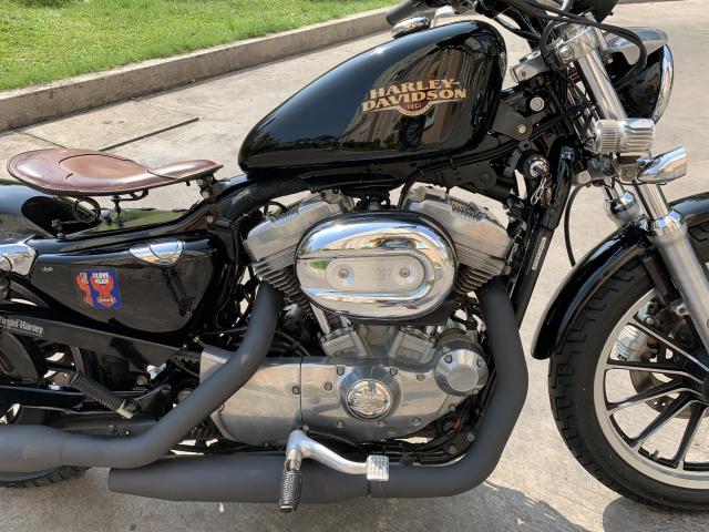 _ Can Ban Xe HARLEY DAVIDSON Sporter 883 Harley 883 883cc odo 31000km DKLD 82012 ngay chu - 6