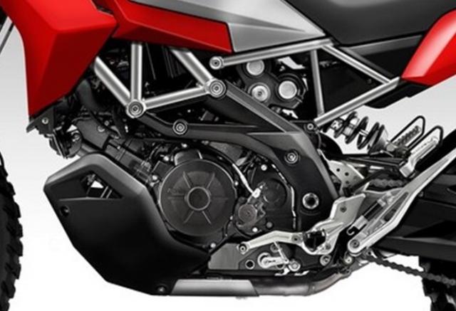 Aprilia Tuareg 900 Concept lo dien thiet ke Maxi Enduro dep khong tuong - 4