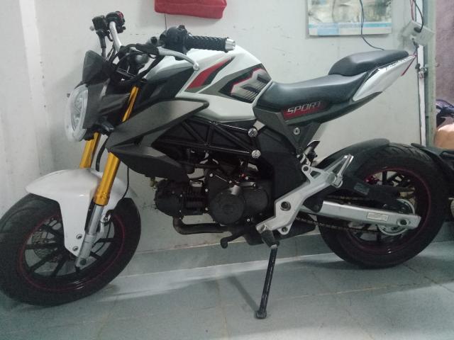 Ban Gap Xe Moto Con Ducati 110cc Xe Moi Mua Moi Di 1000km