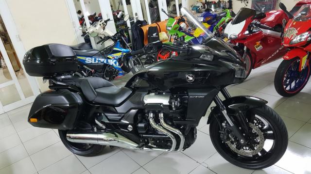Ban Honda CTX1300 Deluxe V4 ABS 2016 HQCN HiSS odo 15k Cuc doc va dep - 2