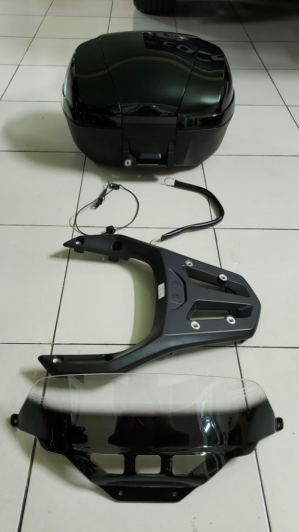 Ban Honda CTX1300 Deluxe V4 ABS 2016 HQCN HiSS odo 15k Cuc doc va dep