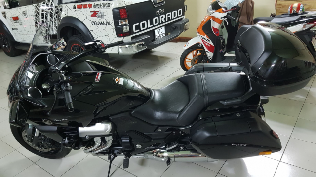 Ban Honda CTX1300 Deluxe V4 ABS 2016 HQCN HiSS odo 15k Cuc doc va dep - 4