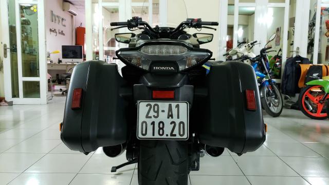 Ban Honda CTX1300 Deluxe V4 ABS 2016 HQCN HiSS odo 15k Cuc doc va dep - 9