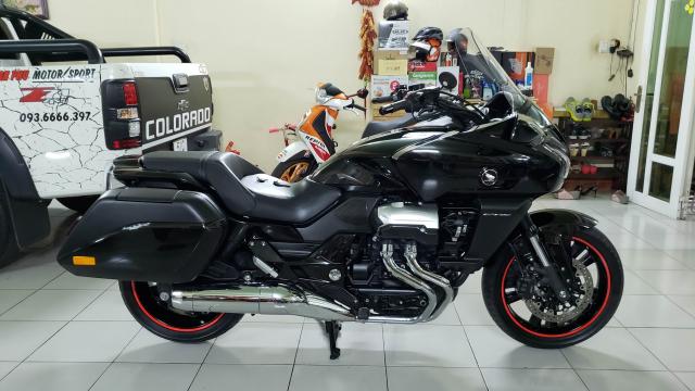 Ban Honda CTX1300 Deluxe V4 ABS 2016 HQCN HiSS odo 15k Cuc doc va dep - 20