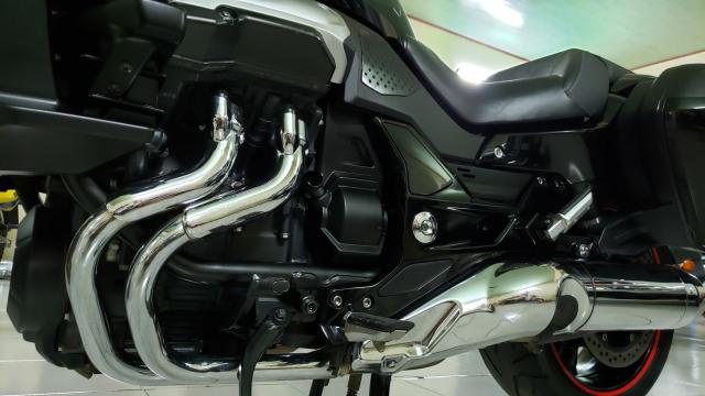 Ban Honda CTX1300 Deluxe V4 ABS 2016 HQCN HiSS odo 15k Cuc doc va dep - 30