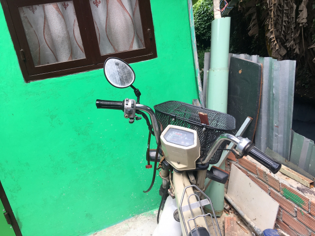 Ban xe Chaly 84 70cc chinh chu BS Sai Gon - 5