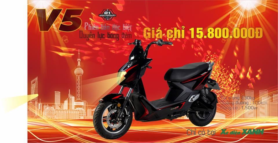 Bao duong xe dien free nhan qua tri an khach hang - 3