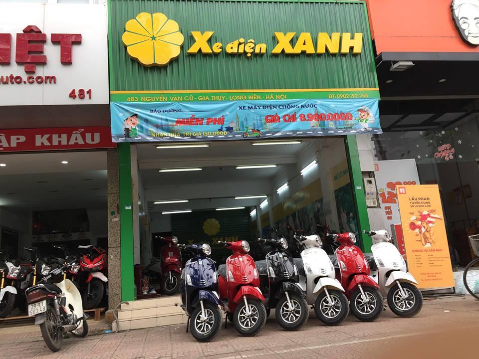 Bao duong xe dien free nhan qua tri an khach hang - 2