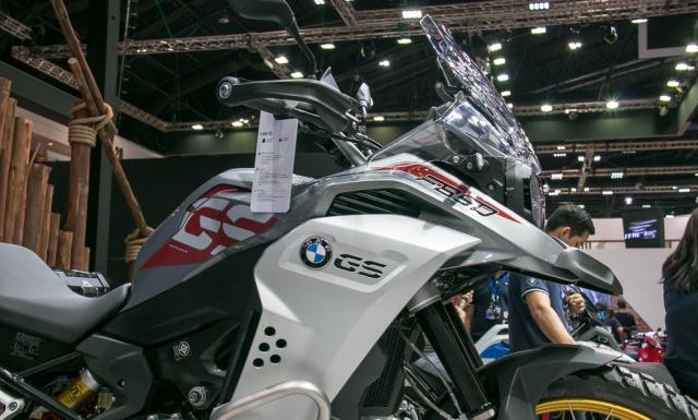 BIMS 2019 Can canh BMW F850GS 2019 voi gia ban 490 trieu dong - 15