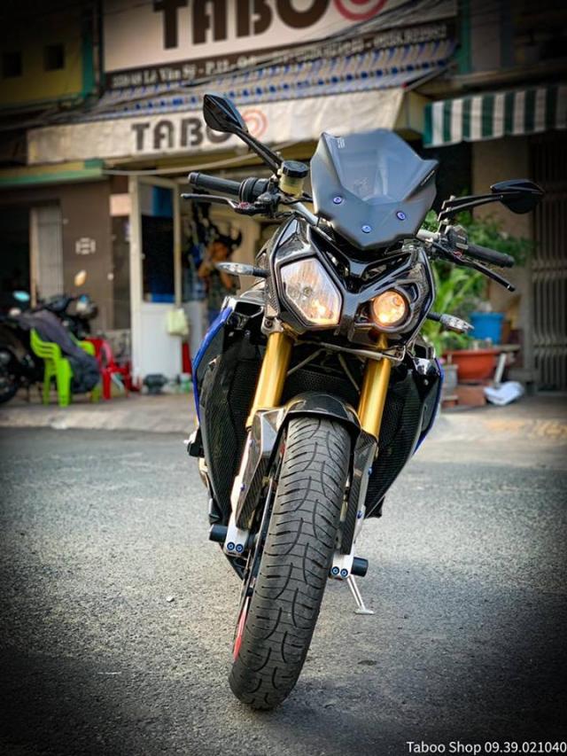 BMW S1000R do full ao Carbon dep me hon cua biker Viet - 3