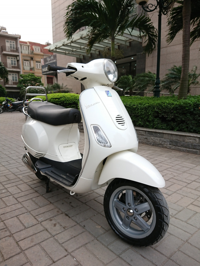 Can ban Vespa Lx 125ie nhap Y cao cap chinh chu su dung HN - 4