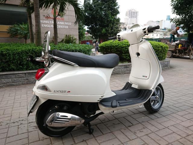 Can ban Vespa Lx 125ie nhap Y cao cap chinh chu su dung HN - 5