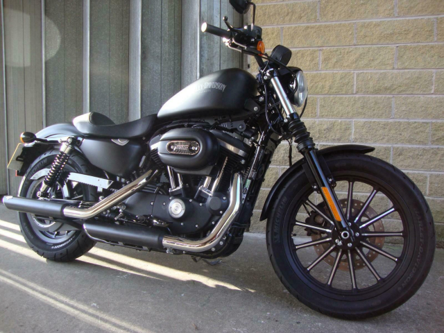 Can ban xe HarleyDavidson XL883N Ironzalo0943088479xem hinh - 8