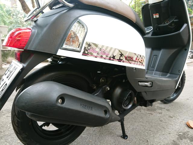 Can ban Yamaha Cuxi fi 2012 chinh chu nu dung it dep rat moi - 4