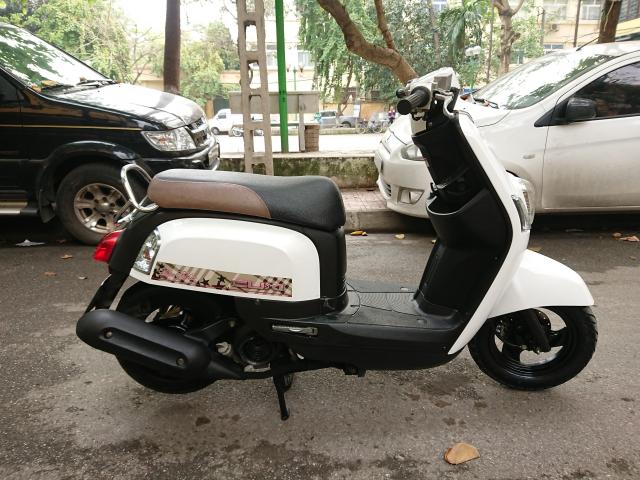 Can ban Yamaha Cuxi fi 2012 chinh chu nu dung it dep rat moi - 6