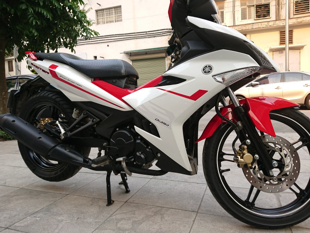 Can ban Yamaha Exciter 150fi Sport nguyen ban 2016 chinh chu su dung tot - 4