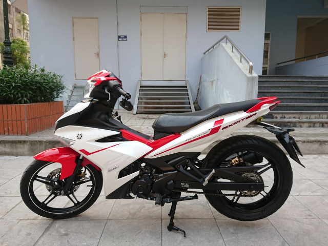 Can ban Yamaha Exciter 150fi Sport nguyen ban 2016 chinh chu su dung tot - 5