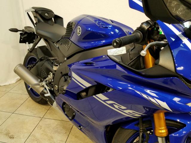 Can ban Yamaha YZR6 ABS date 2018 xanh - 7