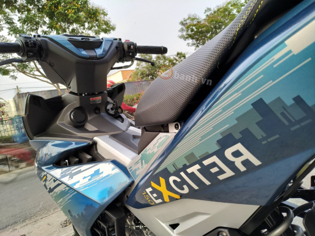 Can canh Exciter 150 2019 phien ban dac biet vua duoc ra mat - 8
