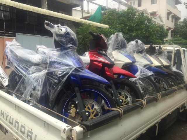 Chuyen ban cac loai xe may nhu HONDA SH XIPO SATRIA Lh 0775546960 ABao - 4