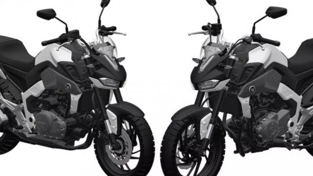 Haojue gioi thieu mo hinh nakedbike trung quoc mang thiet ke tuong tu Yamaha MT09