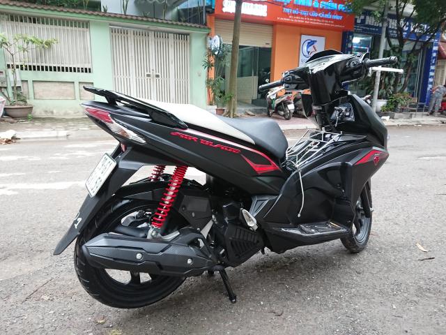 Honda Airblade fi 2016 den led Black den mo chinh chu cuc moi - 4