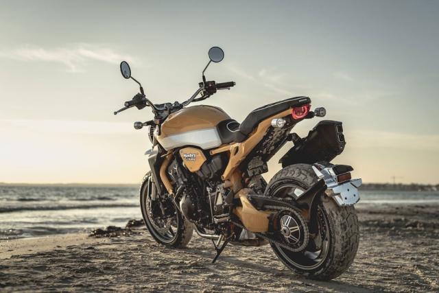 Honda CB1000R do hap dan theo style MonkeyKong tu dan em Monkey 125 - 6