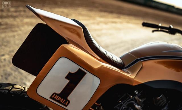 Honda CB1000R Impala Tracker do voi chi phi gan ca tram trieu VND - 6