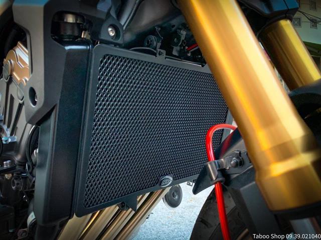 Honda CB650R do nhe theo phong cach chay pho cua Biker Viet - 10