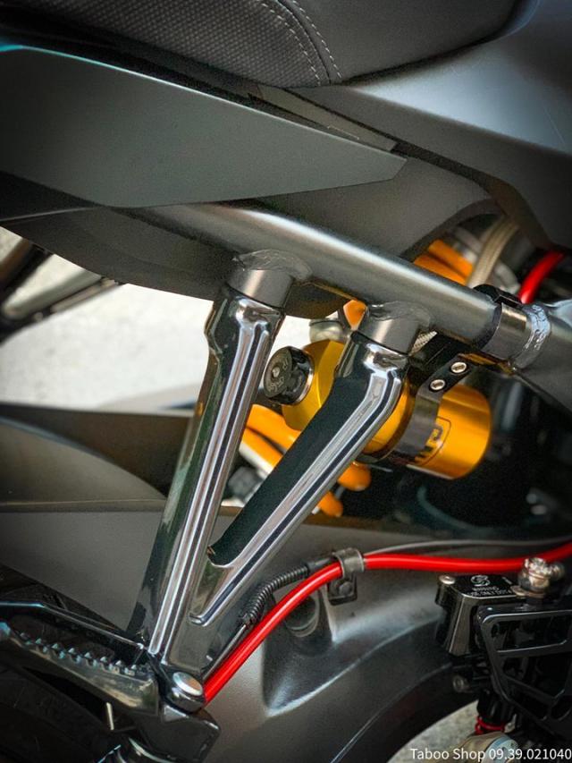 Honda CB650R do nhe theo phong cach chay pho cua Biker Viet - 24