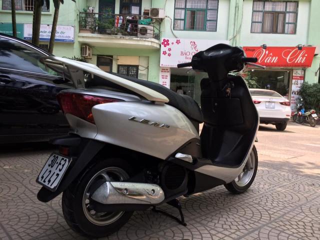 Honda Lead 110cc Fi kim phun dien tu bien Ha noi - 3