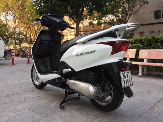 Honda Lead Fi mau trang bien Ha noi nguyen ban - 6
