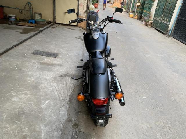 honda shadow 750cc doi 2012 cuc dep - 2