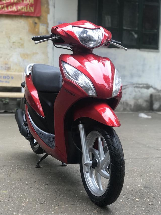 Honda Vision mau do chinh chu 2013 - 3