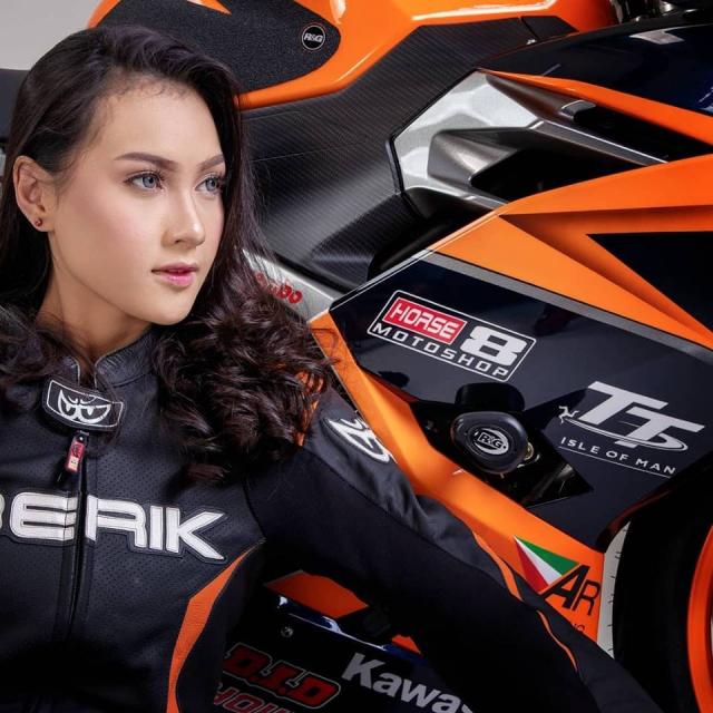 Kawasaki Ninja 250 do cuc khung voi cau hinh duong dua - 7