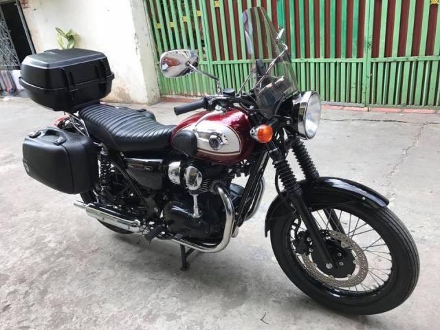 Kawasaki W800cc doi 2012 - 5
